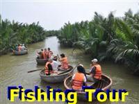 Cam Thanh Fishing Tour