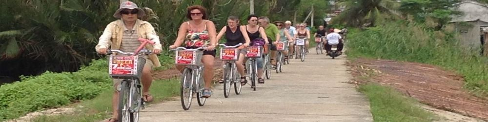 Hoi An Biking Tour Biking Group