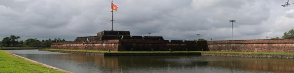 Hoi An Biking Tour Hue Citadel