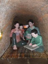 Hoi An Biking Tour Vinh Moc Tunnels6